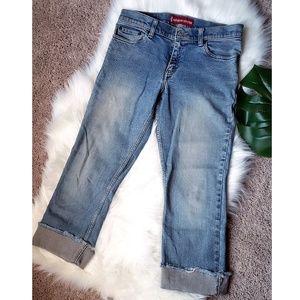 🔴{Levis} Crop Pants